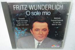 "CD ""Fritz Wunderlich"" O Sole Mio - Opera"