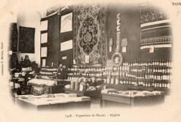 TONKIN - Exposition De Hanoï -Algérie - Viêt-Nam