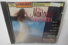 """CD """"The Mantovani Orchestra"""" Golden Hits Volume 1 - Oper & Operette"""