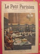 Le Petit Parisien. N° 823. 1904. Guerre Russie Japon Escadre Baltique Vigo. Empoisonneuse De Saint-clar Gers - Livres, BD, Revues