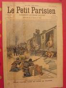 Le Petit Parisien. N° 883. 1906. Lions Tués En Gare De Roanne. Enfants à La Caserne - 1900 - 1949