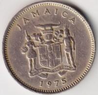 @Y@    5 Cents  1975  Jamaica     (3415) - Jamaica