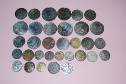 Lots 33  Pièces Allemands,Allemagne Ancienne Pièce - Small Coins & Other Subdivisions