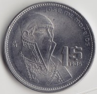 @Y@    Mexico 1 $   1985     (3416) - Mexico