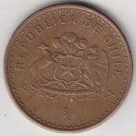 @Y@   Chili   100  Pesos   1987      (3419) - Chili