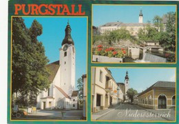 PURGSTALL - Österreich - Ungelaufen - Purgstall An Der Erlauf