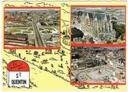 SAINT QUENTIN MULTIVUES  ****          A    SAISIR  ******* - Saint Quentin