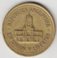 @Y@   Argentinië     25  Centavos  1992       (3426) - Argentinië