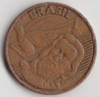 @Y@   Brazilië     5  Centavos  2001         (3427) - Argentinië