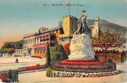 Monaco, Palais Du Prince - Monaco