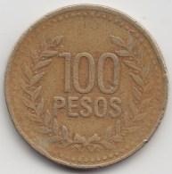 @Y@   Colombia  100 Pesos  1994          (3428) - Cambodge