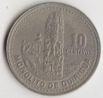 @Y@   Guatemala  10 Centavos  2000          (3429) - Guatemala