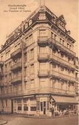 Blankenberge, Grand Hotel Des Flandres Et Capiau - Blankenberge