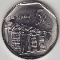 @Y@   Cuba  5 Centavos   2009   Casa Colonial           (3433) - Cuba