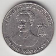 @Y@    Ecuador  5 Centavos   2000       (3434) - Ecuador