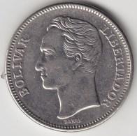 @Y@    Venezuela  1 Bolivar  1967       (3435) - Venezuela