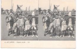 AU JAPON - Enfants En Fête - Non Classés