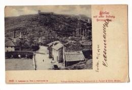 Bosnia,  Stolac Mit Alter Festung Hercegovina, 1900 K.U.K. MILITARPOST FOCA - Bosnia Erzegovina