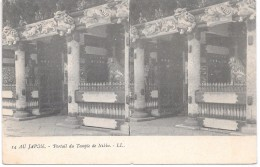 AU JAPON - Portail Du Temple De Nikko - Non Classés