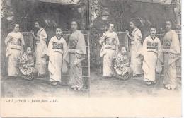 AU JAPON - Jeune Filles - Non Classés
