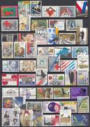 Nederland  - Selectie Zegels - Gebruikt-gebraucht-used - Afgeweekt - HV3 - Kilowaar (max. 999 Zegels)