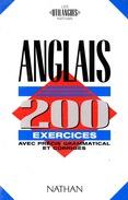 200 Exercices D´anglais- UTILANGUES Nathan - Linguistique