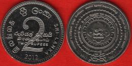 "Sri Lanka 2 Rupees 2012 ""Scout Movement Centenary"" UNC - Sri Lanka"