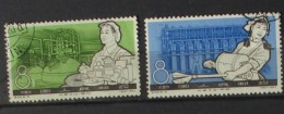 Cina 1964 Chemical Industry 2 Stamps Mint And Printed - 1949 - ... Repubblica Popolare