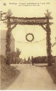 Havelange - Congrès Eucharistique Du 2 Aout 1931 - Arc De Triomphe De La Basse-Voie