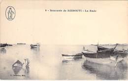 AFRIQUE NOIRE - DJIBOUTI : La Rade - CPA - Black Africa - Gibuti