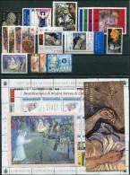VATICANO - VATICAN - 2003 - Annata Completa - 20 Valori + 3 BF + 1 Libretto - Complete Year - ** MNH/VF - Annate Complete