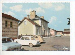 56 Questembert / La Gare / Automobiles Simca 1000,Citroen 2CV,Renault R4 Ou 4L - Questembert
