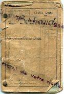 - 2 Vieux Livret Militaire - Classe 1874 Et 1901, Très épais, Nombreux Détails, Domicile Bayeux, Nombreux Scans. - Documents