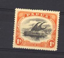05929  -   Papouasie  :  Yv  46  * - Papua New Guinea