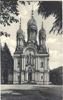 Wiesbaden - Griechische Kapelle - Wiesbaden