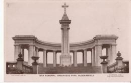 Angleterre -Worcestershire  War Memorial Greenheard Park Huddersfield  : Achat Immédiat - Worcestershire