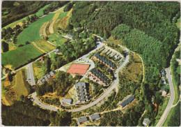 """Belgique Membre Sur Semois Village De Vacances """" Les Hochets """" Vakantiepark  CPM Circulée  Grand Format Grote - Vresse-sur-Semois"""