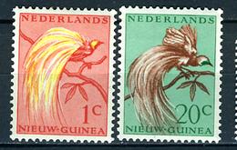 1969 - NEW GUINEE NETHERLAND -  Mi. 27+29 - LH - (SCH3207 - 10) - Nuova Guinea Olandese
