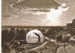 Bloc Phil@poste BONNE ANNÉE 2011 Avec Timbre Rond .- Offert Aux Réservataires                    Tda154 - Sheetlets