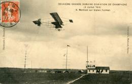AVIATION(CHAMPAGNE) - 1914-1918: 1ère Guerre