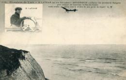 AVIATION(SANGATTE) - 1914-1918: 1ère Guerre