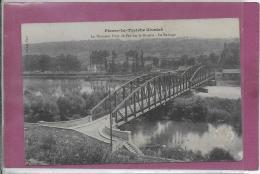 54.- PIERRE-LA-TREICHE .- Le Nouiveau Pont De Chemin De Fer Sur La Moselle - Le Barrage - France