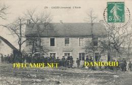 12 // GAGES   L'école  270 - France