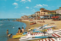 ITALIE----SAN VINCENZO---plage--voir 2 Scans - Livorno
