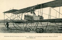 AVIATION(VINCENNES) - 1914-1918: 1ère Guerre