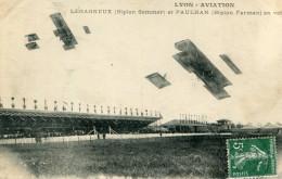 AVIATION(LYON) - 1914-1918: 1ère Guerre