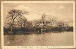 44  BOUAYE    LES  RIVES  DU  LAC    DE  GRAND  LIEU - Bouaye