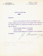 Brief 1935 STAYEN-LEZ-SINT-TRUIDEN - Gme. MELLAERTS & Cie - SUCRERIE - Belgique