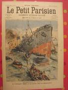 Le Petit Parisien. N° 916. 1906. Naufrage Sirio. Observation Réglage Batterie De Siège - Livres, BD, Revues