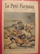 Le Petit Parisien. N° 917. 1906. Train Express De Calais Tue 24 Chevaux. Scaphandrier Recherche Cadavre Dans Un Lac - Libros, Revistas, Cómics